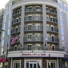 Hampton Inn & Suites</br>Mobile, AL</br></br>